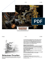 d20 4e Unknown Publisher Steampunk Power