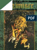 Vampiro La Mascarada - Novela Del Clan Tzimisce