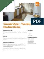 영국 런던 Canada Water - Trundleys Student House-12-03-13-11-28