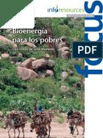 bioenergia para los pobres