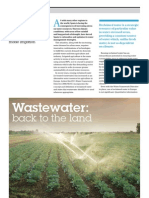 IChemE_TCE_Wastewater - Back to the Land