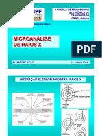 Microan RaiosX Mello