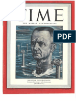 Admiral Doenitz Time Magazine May10 1943
