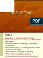Curs 1 Marketing