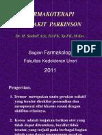 Obat Anti Parkinson