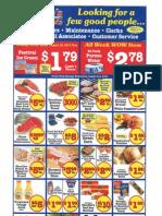 Friedman's Freshmarkets - Newspaper Flyer - August 16-21