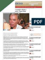 15-08-2013 'Cuidaremos que no queden obras y programas inconclusos' Pepe Elías