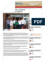 15-08-2013 Formalízan Pepe Elías y Everardo comisón de entrega-recepción