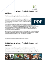 AClass Academy of English, Learn English in Malta