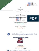FM - Hanuman Industri (Inventory)