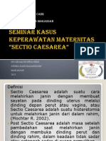 Seminar Kasus Maternitas