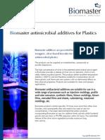 Biomaster Additives for Plastics Sales