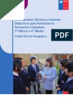 Formación ciudadana UTP