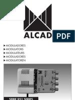 Alcad Modulator 951 Series