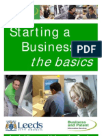 Starting a business_the basics