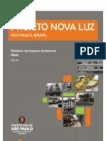 Relatório Impacto Ambiental novaluz_rima