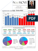 AUGUST 2013 Market Report