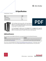1756-Td002_-En-e 1756 ControlLogix IO Specifications