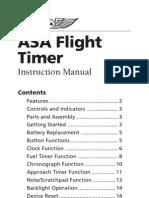 Flight Timer Manual