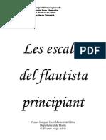 40134577 El Llibre de Les Escales Del Principiant