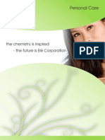 Ele Personal Care Ingredients Brochure