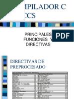 CCS - Principales funciones y directivas.ppt