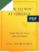 Win at College(Newport)
