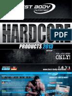 Hardcore-line 2013 De