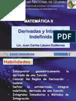 Derivadas - Integrales Unu Lazaro