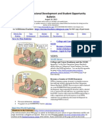 RI Science Professional Development and Student Opportunity Bulletin 8-16-13