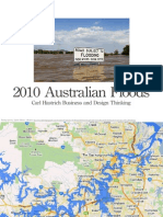 The 2010 Australian Floods