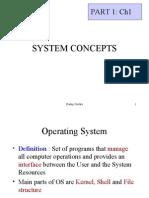 Solaris - Sys Admin 1