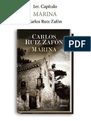 Marina Carlos Ruíz Zafón