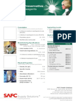 ProClin® 300 Preservative for Diagnostic Reagents - Product Information