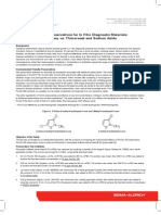 ProClin® Preservatives for In Vitro Diagnostic Materials