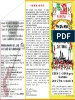 Presentazione Festa PD Medicina 2013