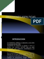 Emulsiones Asfalticas Presentacion
