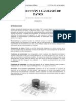 22-Introduccion a Las BDD Relacionales