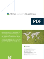 Alfresco Customer eBook
