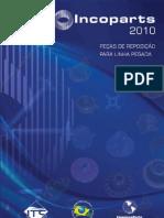 Catalogo Incoparts 2010