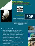 Taman Nasional Bali Barat - Evaluasi Implementasi Kebijakan
