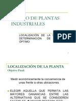 Diseño de plantas industriales