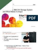 IBM® Edge2013 - Introduction to IBM XIV Storage System