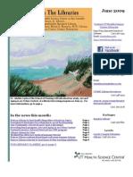 News From the Libraries - UT HSC Newsletter June 2009