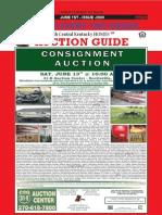 Auction Guide June 1 2009 Edition