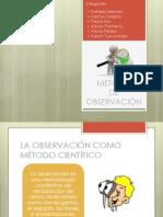 METODO DE OBSERVACIÓN - 209M - GRUPO 1