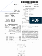 Data entry system (US patent 6058304)