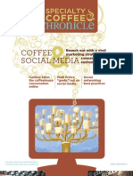 The Specialty Coffee Chronicle - Writing & Editorial Management Example