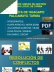 Resolución de conflictos EXPOSICION LISTA PDF