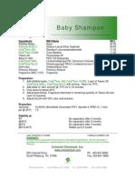 Baby Shampoo - 248